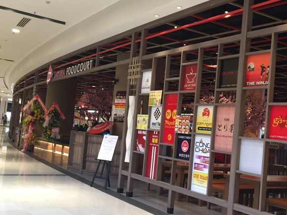 Napolis 〜 フードコート内の直焼きピザ屋さん!