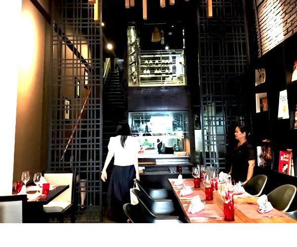 ベトナム・ホーチミン フレンチレストランLe Corto 1階