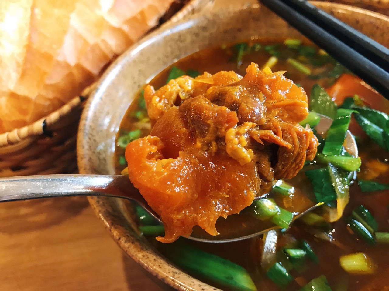 Bo Kho Co Mai美味しい牛肉
