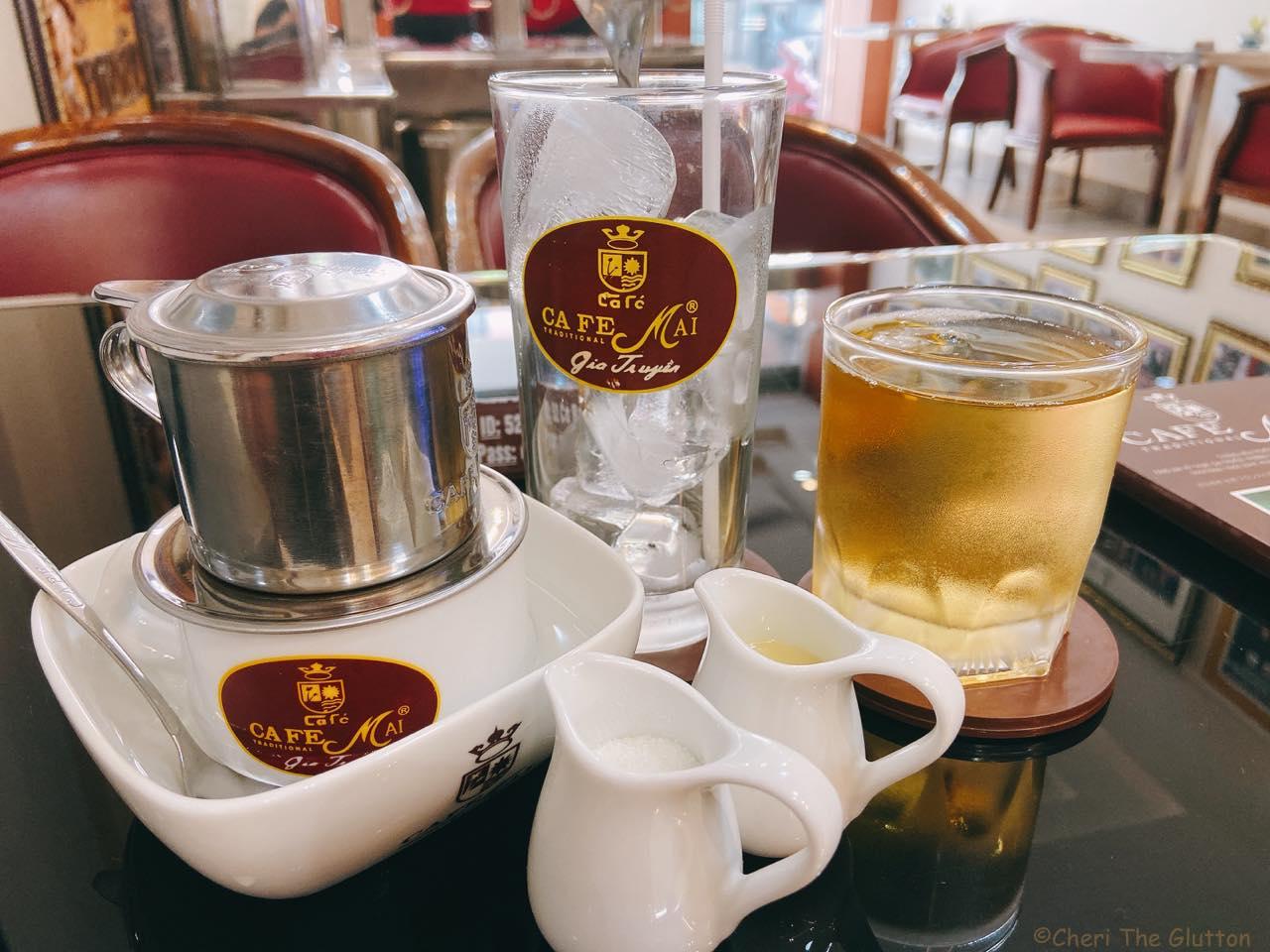 Cafe Mai コーヒーセット