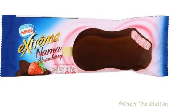 Nestle Nama Strawberry アイスクリーム