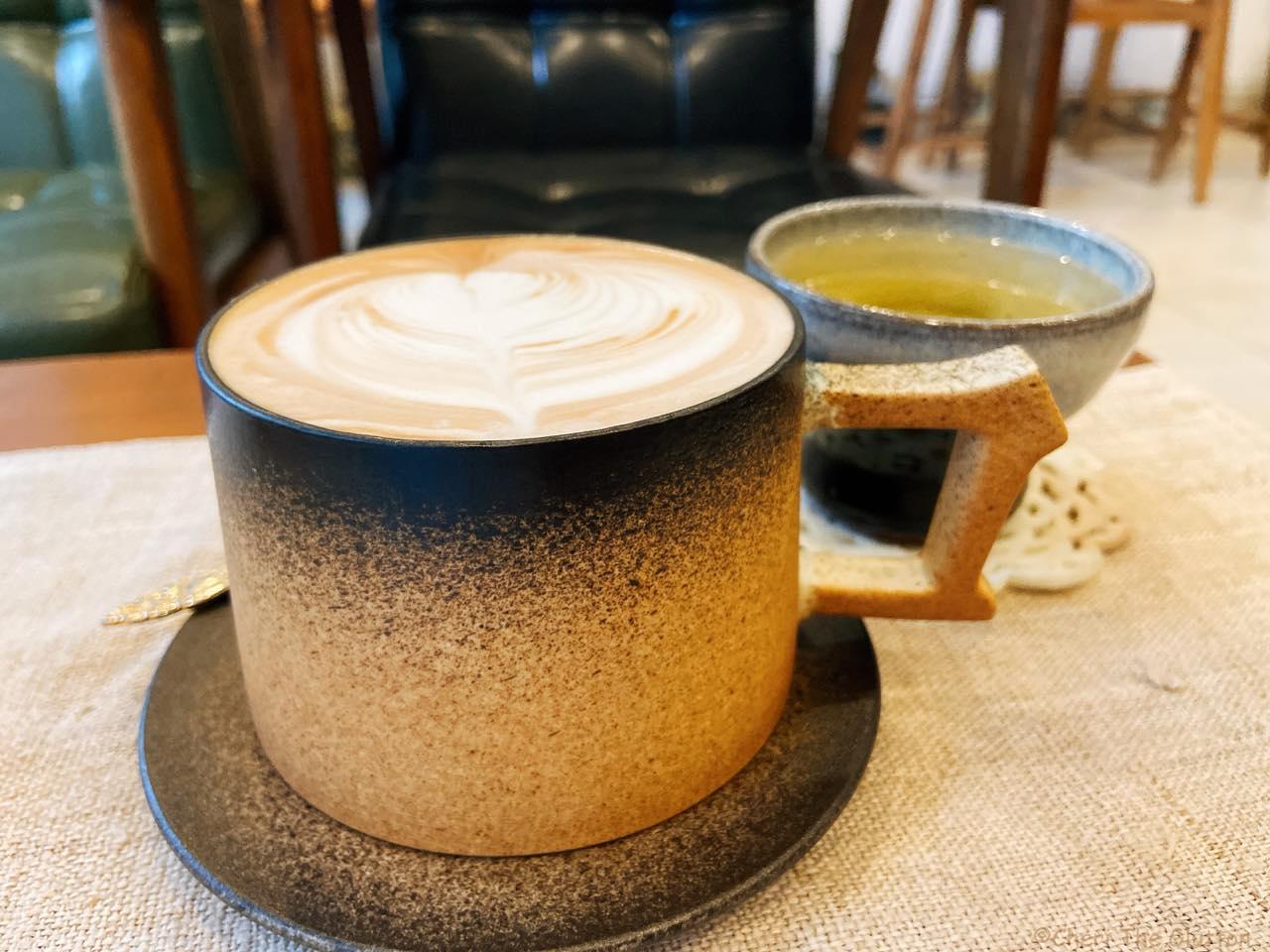 素敵なコーヒーカップ