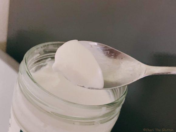 ココナツヨーグルト